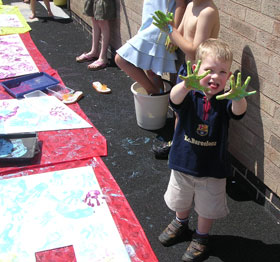 The King's Church Arnold - Fun at the toddler group